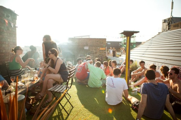 Dalston Roof Top 2