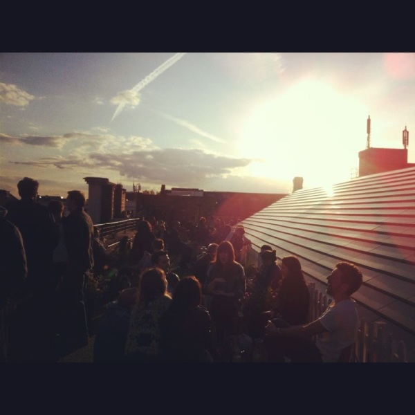 Dalston Roof Top