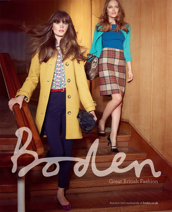 Boden have reported an 8% increase in total sales to £265m for the year to 31 December 2013