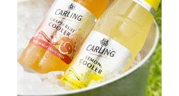 Molson Coors has rolled out Carling Fruit Coolers to the UK off-trade after a trial last year