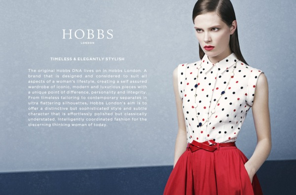 Hobbs have reported an 8.2% decrease in sales to £111.7m for the year to 25 January 2014