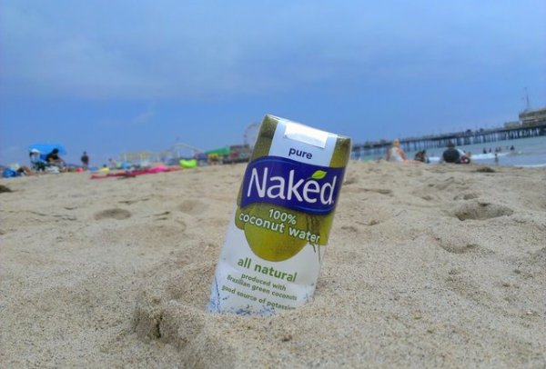 PepsiCo has rolled out the coconut water variant of its Naked brand to the UK