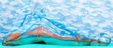 ARchitecture and Design, Body Painting, Paint Me, Trina Merry, 4