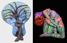 ARchitecture and Design, Body Painting, Paint Me, Trina Merry, 5