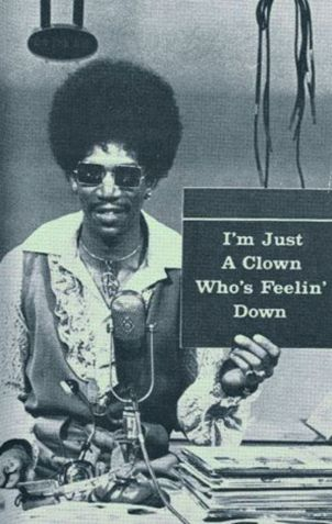 2 Morgan Freeman sporting an afro in one of his first television roles. [1970s]