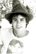 A young Jim Carrey. [c. 1970s]