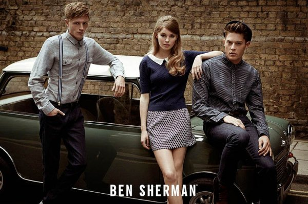 British heritage brand Ben Sherman has been put up for sale by its US owner Oxford Industries