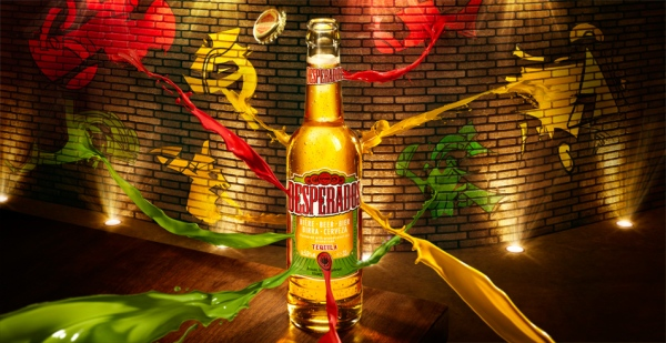 Heineken is launching a new global multi-media campaign for its Tequila-flavoured beer brand, Desperados