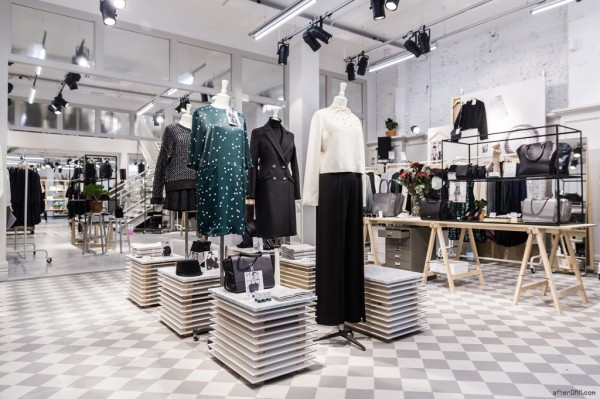 & Other Stories, womenswear retailer, have announced plans to open a three-storey shop on London's Oxford Street