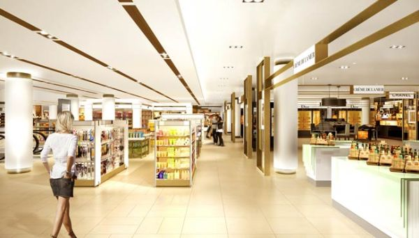 John Lewis have announced plans to invest £9 million in revamping their beauty halls in several branches