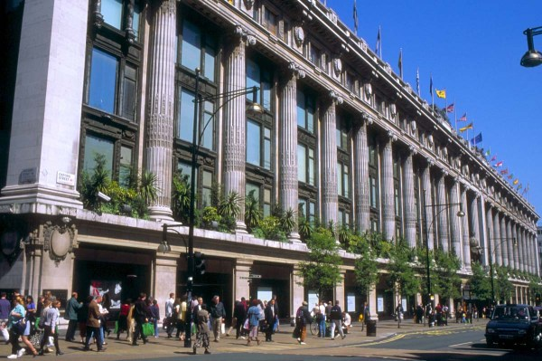 selfridges-have-reported-a-5-0-increase-in-sales-to-1-4bn-for-the-year-to-30-january-2016