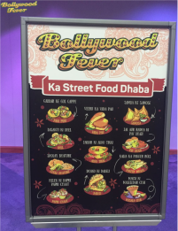 Bollywood Fever 2018, Food, Sholay, Birmingham, Ithihaas