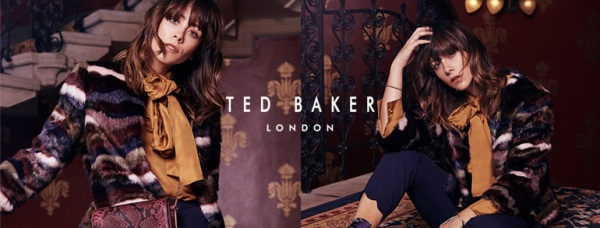 Ted Baker have reported a 11.4% increase in group revenue to £591.7m for the 52 weeks to 27 January 2018.jpg