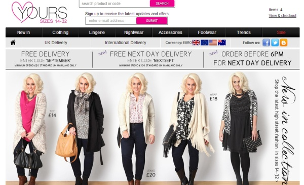 Yours Clothing, the plus-size fashion retailer, have announced the appointment of Jonathan Wall