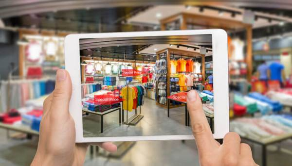 China, Shopping, Augmented Reality, The Future