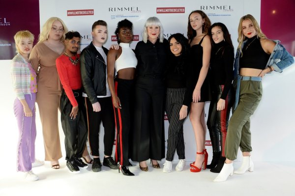 RIMMEL LONDON, Rimmel, I will Not Be Deleted, Anti Bullying, Global Campaign, Zenith Media, Campaign, BETC London, Cyber Bullying, Carla Ballecer, Nadia Doherty, Adam Fish, Felix Heyes, Pulse Films..jpg