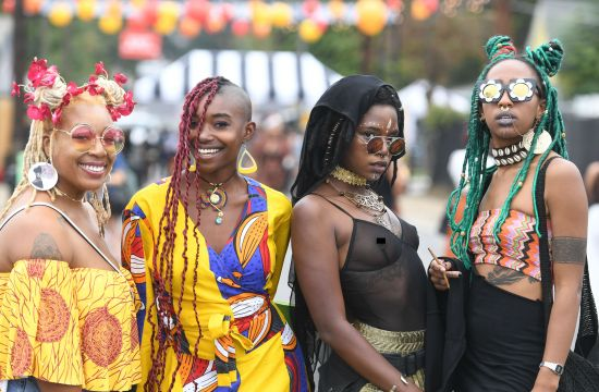 AFROPUNK, AFROPUNK PARIS, LINE UP, WE SEE YOU, JANELLE MONAE, IBEYI, TIWA SAVAGE, BURNA BOY, SOLANGE, RAPHAEL SAADIQ, 2