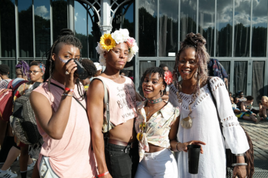 AFROPUNK, AFROPUNK PARIS, LINE UP, WE SEE YOU, JANELLE MONAE, IBEYI, TIWA SAVAGE, BURNA BOY, SOLANGE, RAPHAEL SAADIQ, 2017