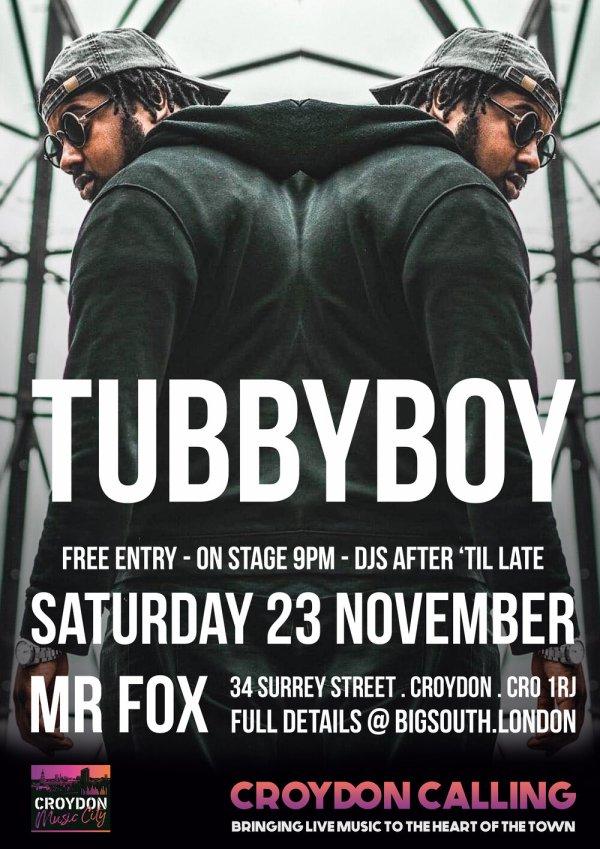 Croydon, Music City, Croydon, Timeout London, Phase, Mixmag, TUBBYBOY, MR FOX