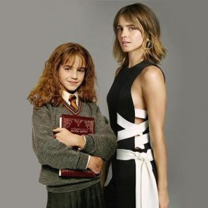 Emma Watson, Hollywood, Before, After, Before and After
