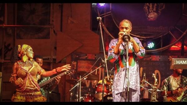 Femi Kuti, Live performance