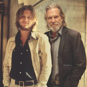 Jeff Bridges, Hollywood, Before, After, Before and After