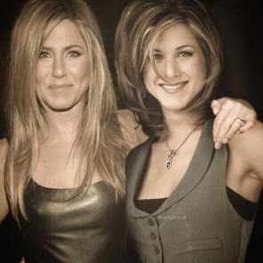 Jennifer Anniston, Hollywood, Before, After, Before and After