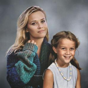 Reese Witherspoon, Hollywood, Before, After, Before and After