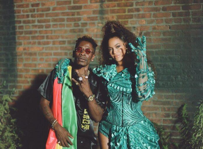 Black, BLM, Beyoncé, Shatta Wale, Major Lazer ALREADY, new music, ghana, goat, Official Video